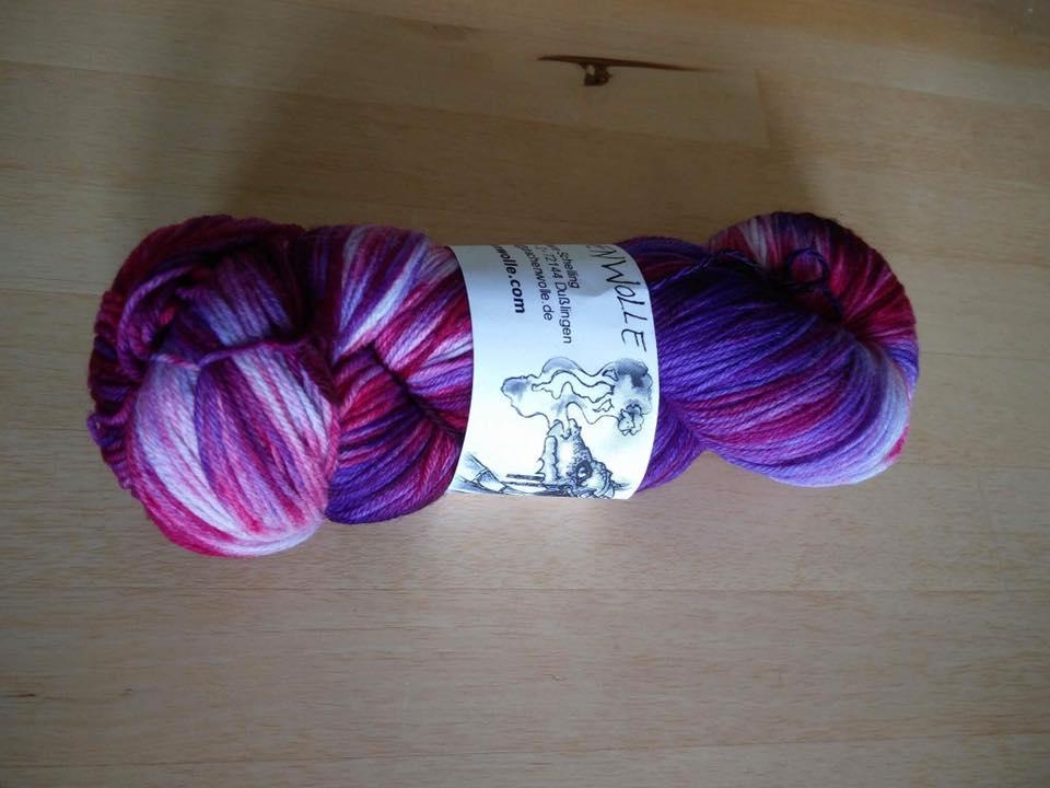 Drachenwolle Sockenwolle