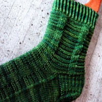 Oktobersocken – Kieler Wolle Sock Club