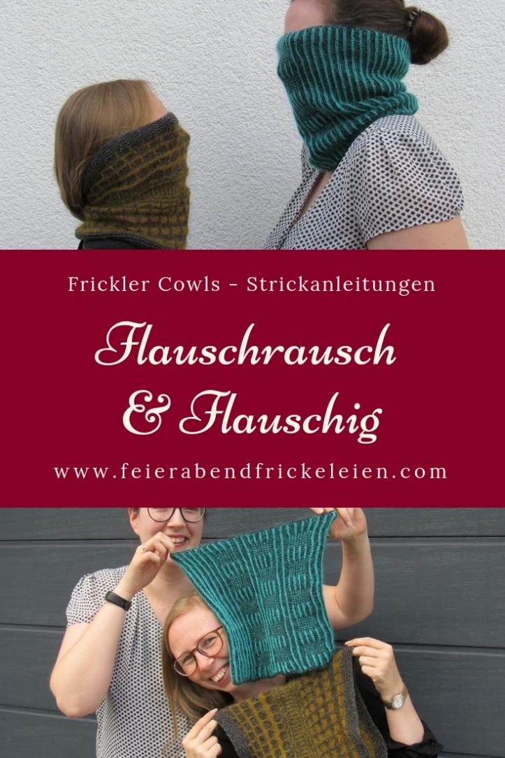 Frickler Cowls - Strickanleitungen