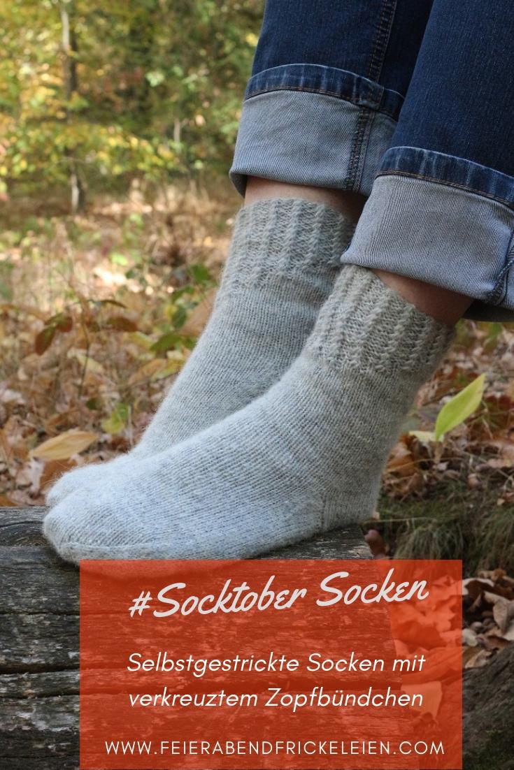 #Socktober Socken