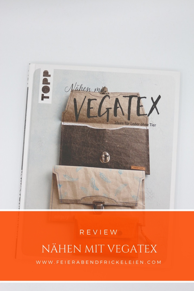 Rezension Nähen Mit Vegatex Von Karin Roser