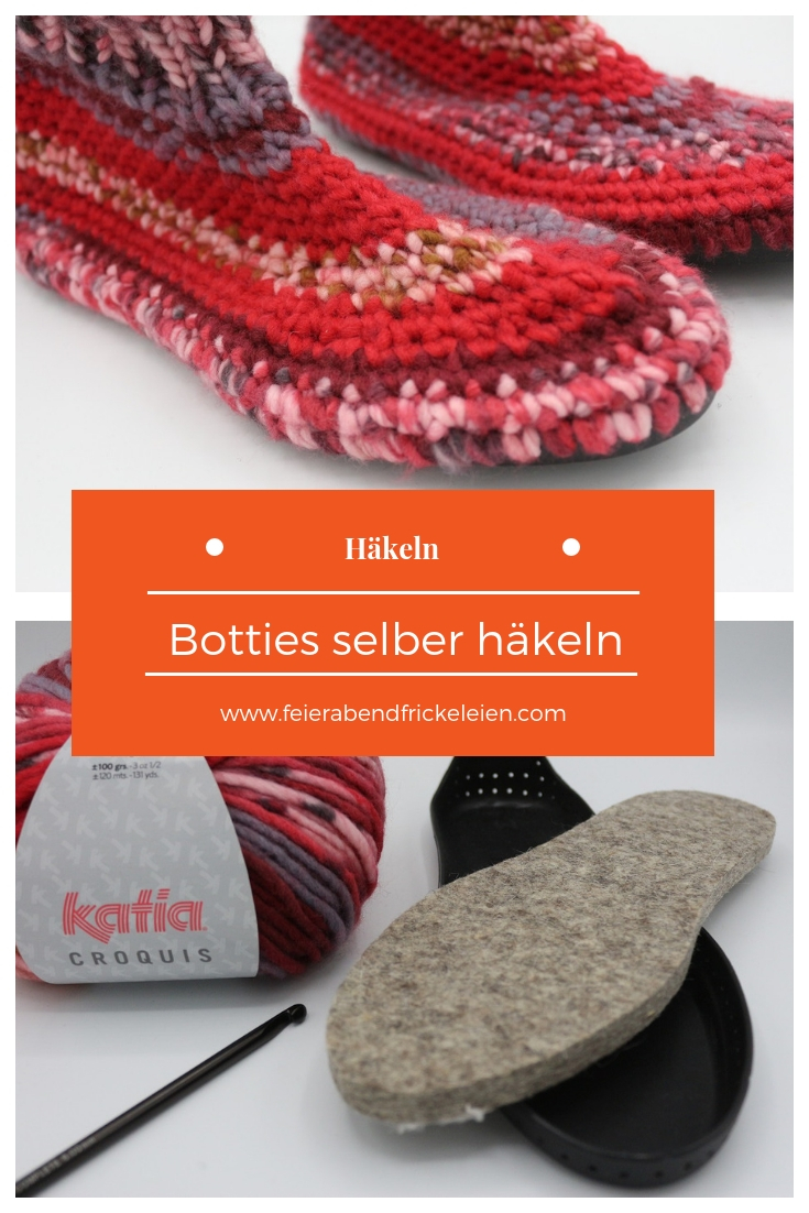 Botties haekeln 2