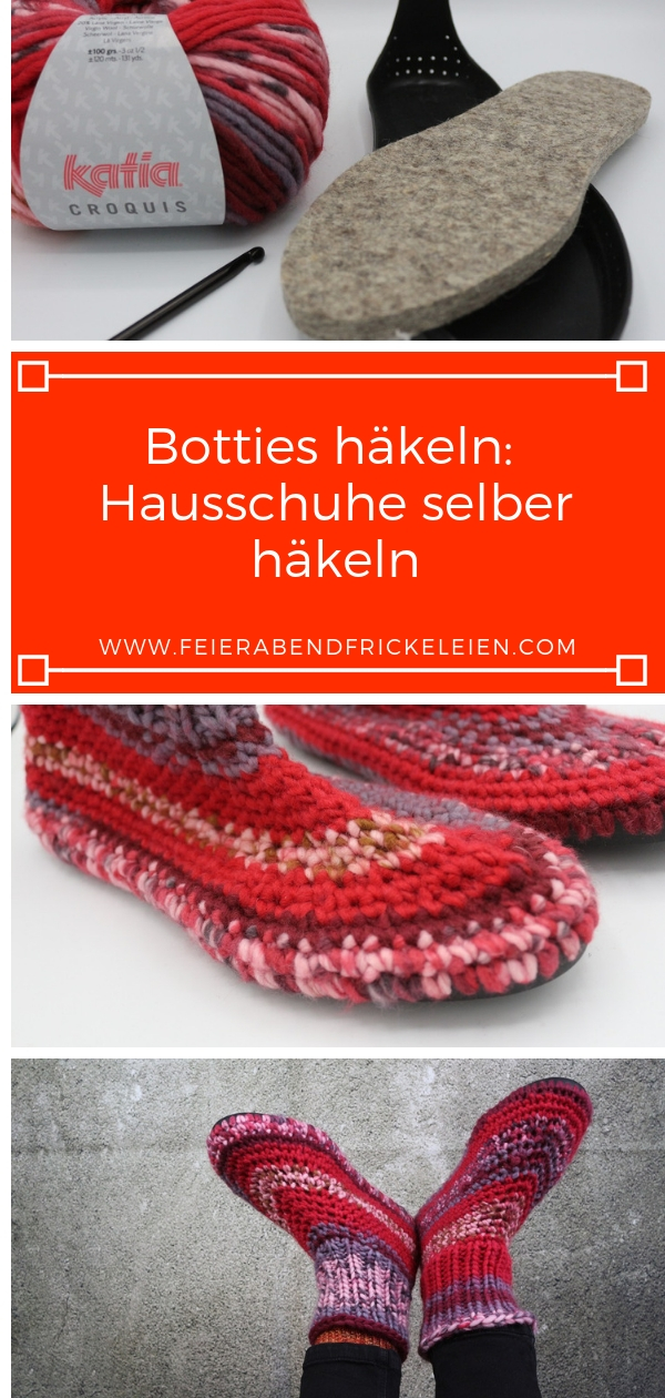 Botties haekeln