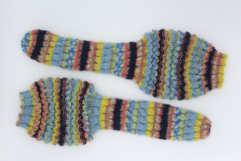 K Wave Spiralsocken (20)