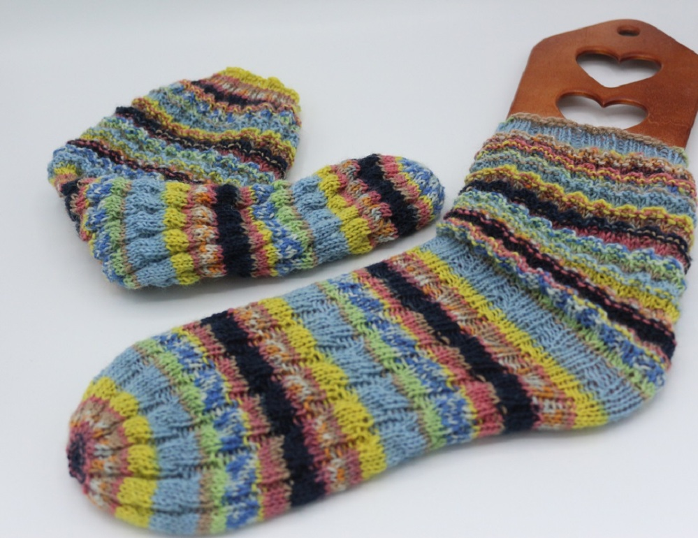 K Wave Spiralsocken (27)