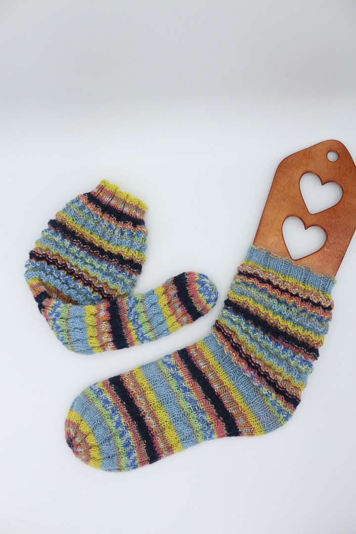 K Wave Spiralsocken (34)