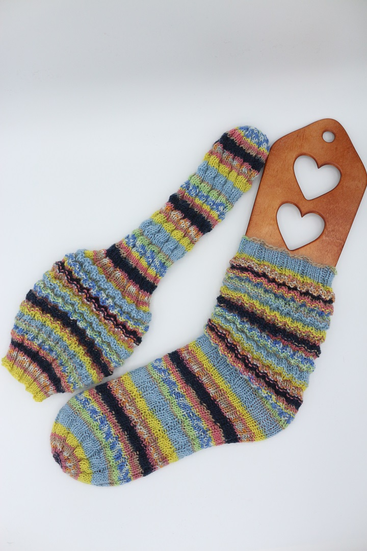 K Wave Spiralsocken (36)