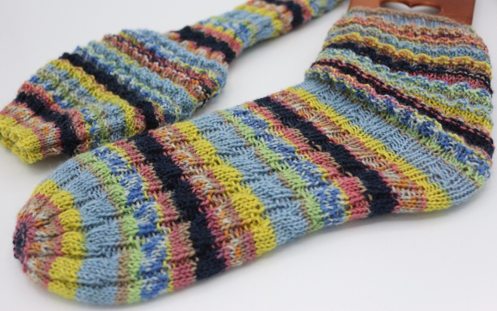 K Wave Spiralsocken (39)