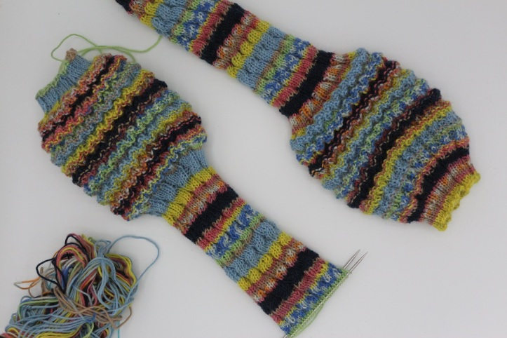 K Wave Spiralsocken (8)