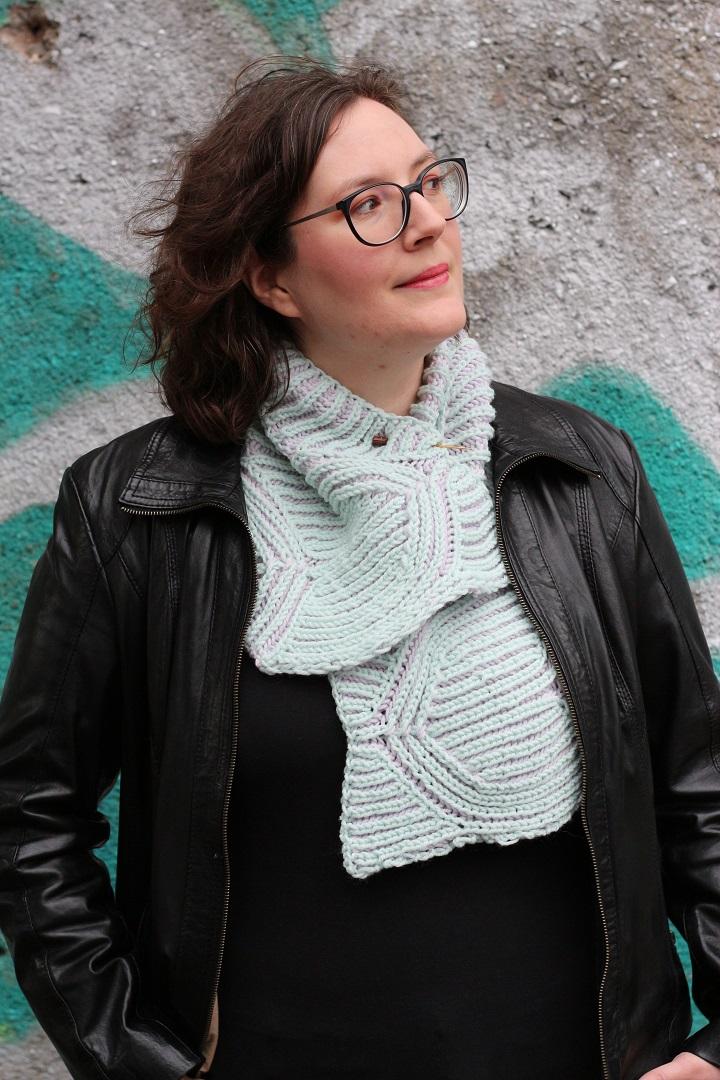 Brioche Cowl Crasy Sylvie (5)