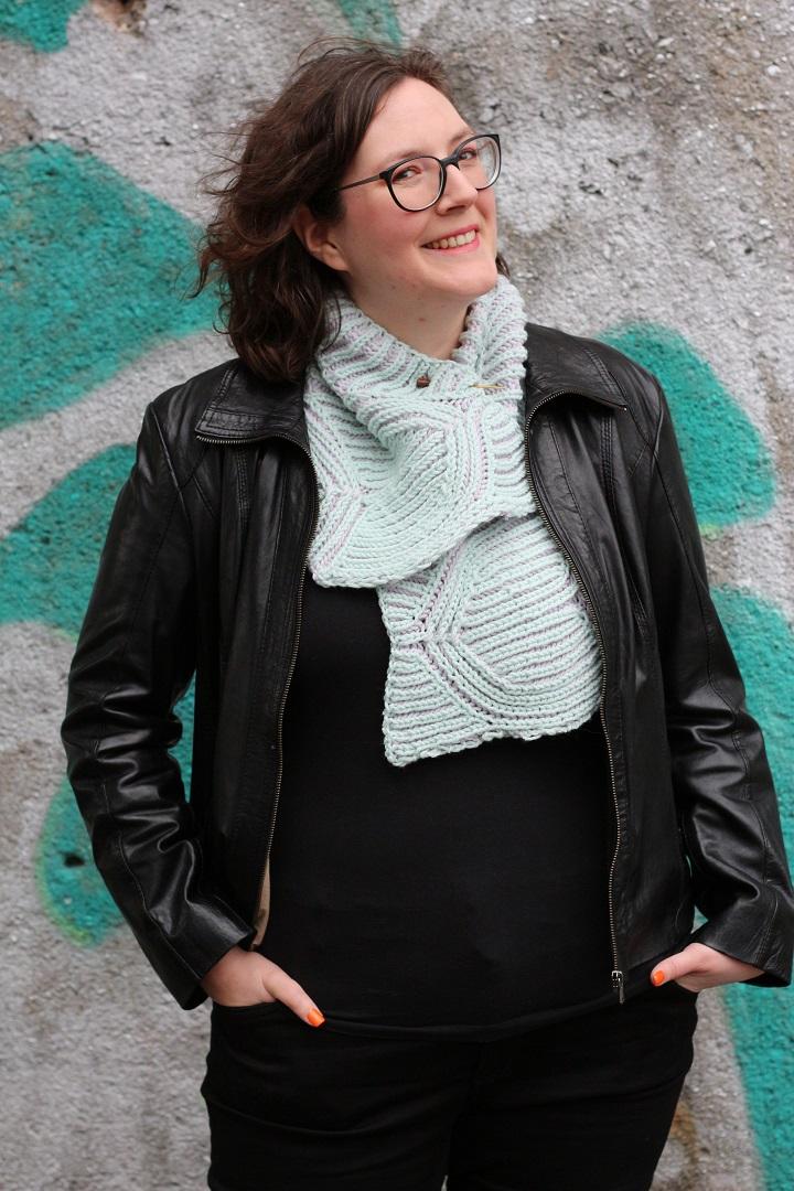 Brioche Cowl Crasy Sylvie (6)