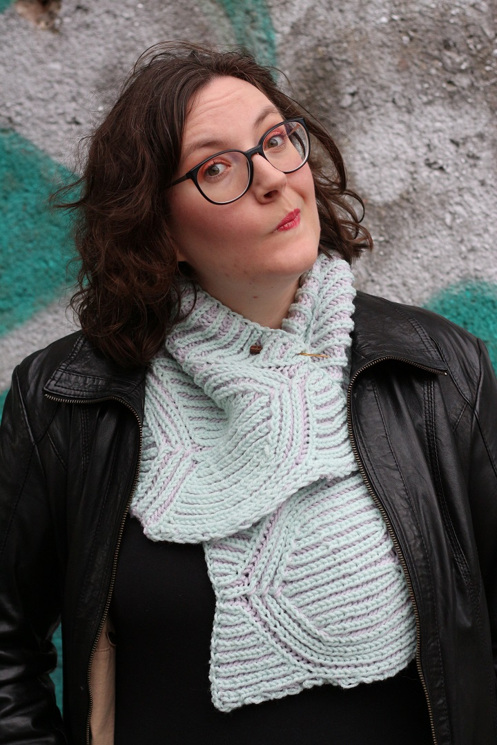 Brioche Cowl Crasy Sylvie (8)