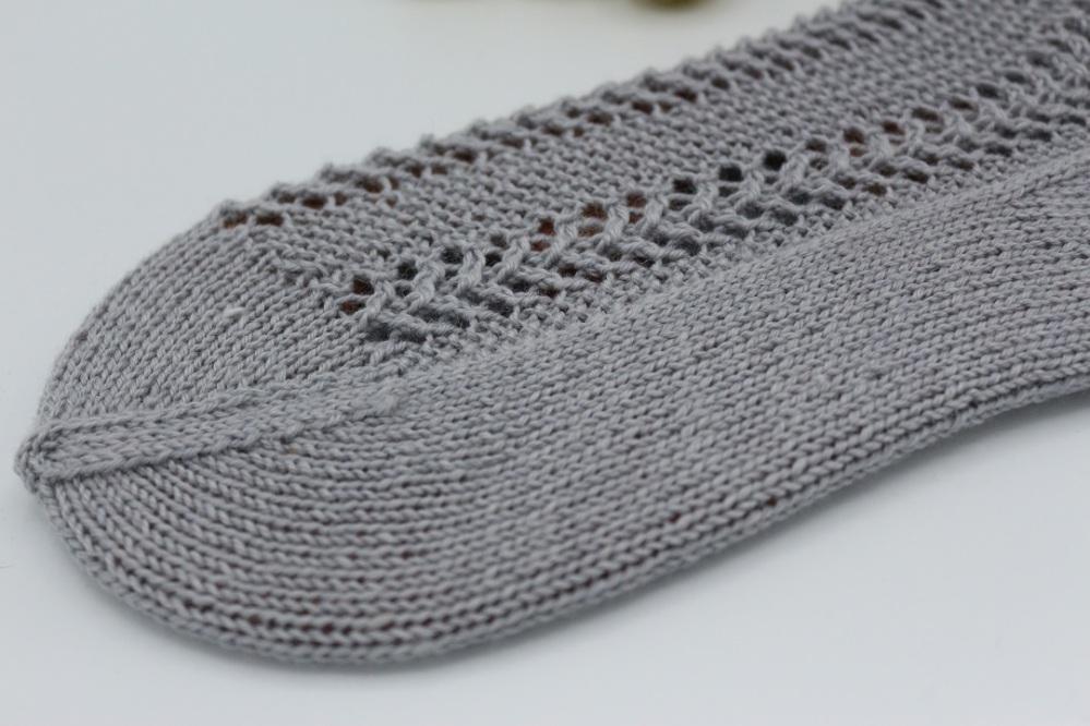 Gestrickte Socken Elinor Socks (9)