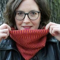 Kostenlose Strickanleitung: Sequence Knitting Cowl