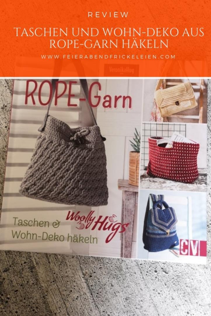 Taschen häkeln Rope Garn (3)