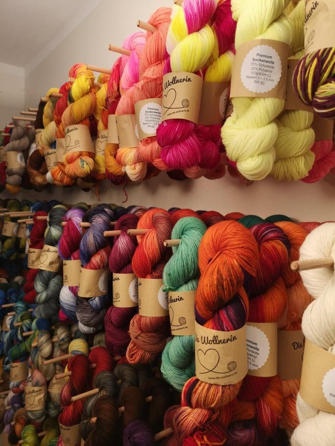 Wollladen Wollnerin 18