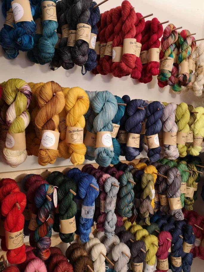 Wollladen Wollnerin 8