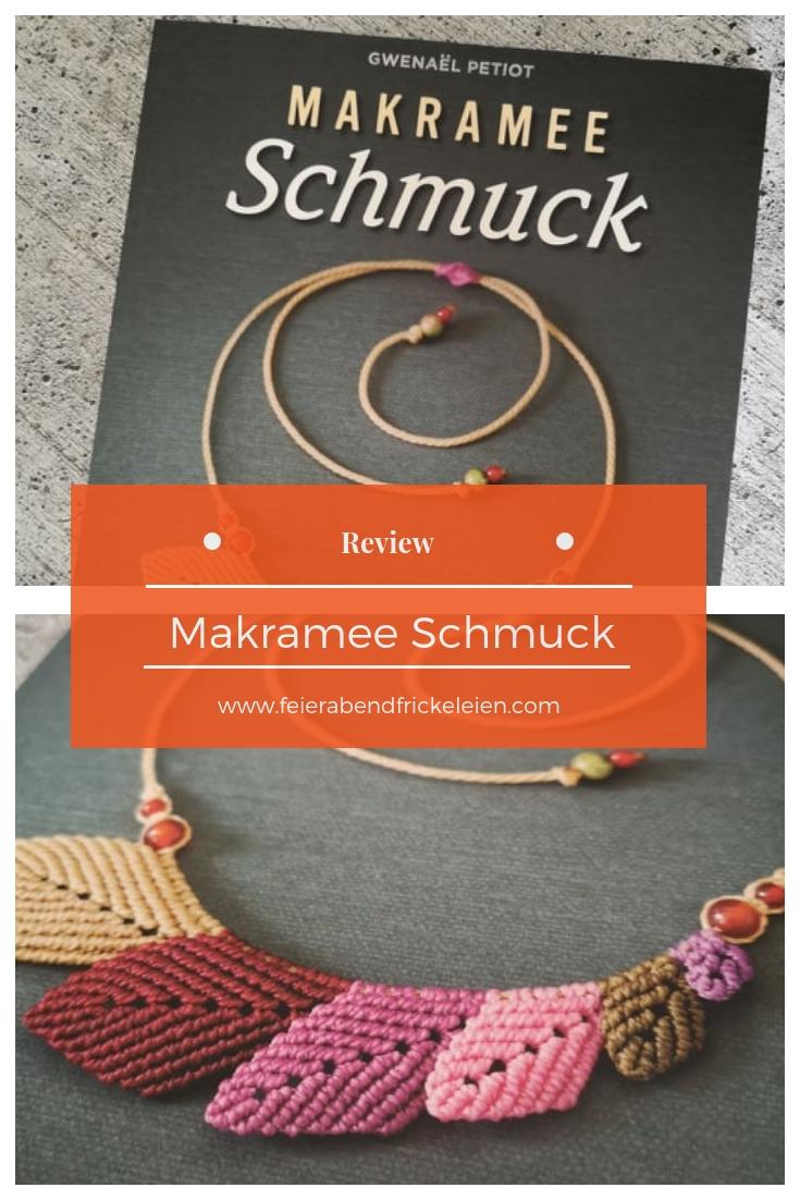 Makramee Schmuck Anleitung (1)