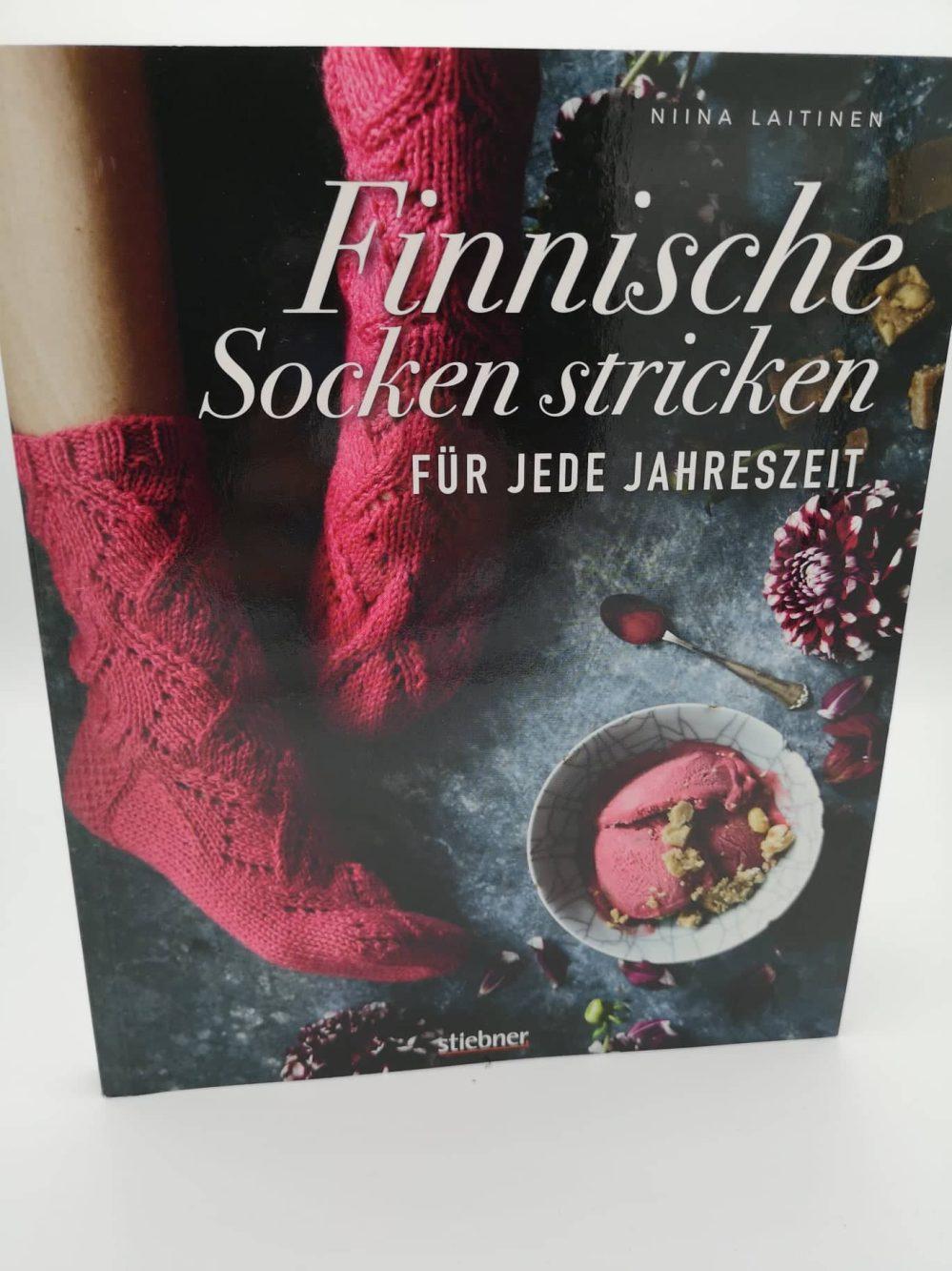 Finnische Socken stricken (3)
