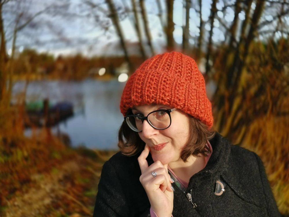 Docklands Mütze stricken Tanja Steinbach (1)