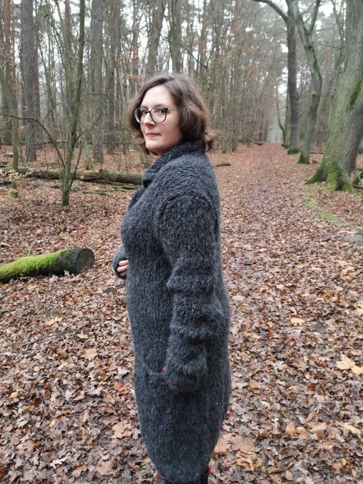 Sttickmantel Garn Felloptik (9)