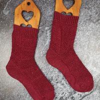 Plastikfreie Sockenwolle – Wolle mit Ramie und Seide von It's Knityeah