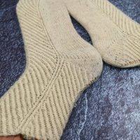 Plastikfreie Sockenwolle – Ystwyth von Garthenor